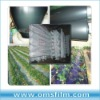 Polyethylene blown mulch film for agricultural uses