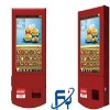 self-service coupons vending kiosk machine