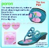 PORON Tip Foot Toe Stability Pads