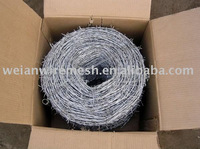 galvanized barbed iron wire (Best Price)
