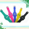 Best selling!! Nice silicone led kid watches