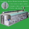 Big Automatic Ultrasonic roll fabric cutting machine