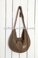 Factory latest design natual unisex cotton handbag