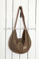Factory latest design natual unisex cotton handbag
