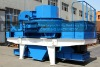 New type sand making machine with ISO9001:2008 Certificate