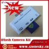 i-Flashdrive for iphone 4 sd card reader