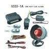 OEM U333-1A Car alarm with power off memory