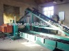 Semi-auto Type Waste Tire Recycling Plant