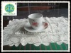 90cc white round Porcelain cup& saucer