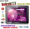 2012 wholesale Newsmy K97 tablet android 9.7 Inch Android 2.3 Tablet PC IPS Capacitive Touch Screen RK2918 1.2GHz 1GB laptop