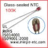 MJB1-100K -4000K -1% NTC thermistor for thermometer digital