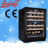 45-Bottle Capacity Dual Zone Compressor Cooling Built-in or Free Standing Wine Cellar/wine cooler/wine chiller SN45