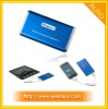 6000mAh Portable External Mobile power Battery Charger for Tablet PC ,Phone