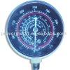 """2.5"""" Freon pressure gauge"""