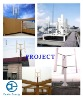 Vertical axis wind turbine WP1000-3B 1000W