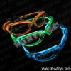 EL Flash Sunglasses/novelty sunglasses-B type