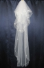 tulle bridal veil  T001, wedding accessories
