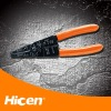PROFESSIONAL MULTI-PURPOSE WIRE CUTTER AND CRIMPING PLIER