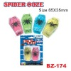 Sell Crystal Coffin Putty With Spider Toys