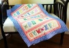 baby quilt,cot quilt,cot bedding,crib quilt