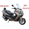 260CC Scooter EEC/EPA