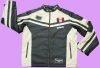 men's motor race jacket
