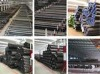 Seamless steel pipes for automobile