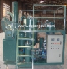 Tongrui Used Engine Oil Recycling plant, oil regeneration machine
