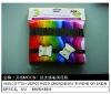 100% cotton mercerized embroidery thread on skein - Specs:5/2 8M/Skein