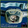 1W LED HEADLAMP