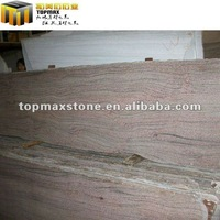 Imported Golden Multicolor Red Granite slab