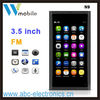 2012 Techno phone touch screen GSM mobilephone