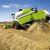 High Efficiency Combine Harvester