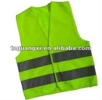 the yellow High-Visibility Reflective Vest