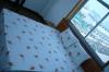 bedding set--sheet and pillow case