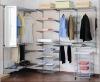 Wardrobe walk in closet