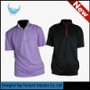 Mens Moisture Wicking sport polo shirt