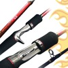 1.98M Carbon Fiber Casting Fishing Rod Wholesale Fishing Tackle LMC001-662M