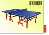 Sanwei Double folding movable table tennis table /Ping pang table
