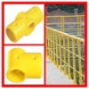 Composite Fence Material/FRP Fence and Parts, 50mm