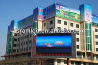 Good price outdoor full color advertisement multi panel display