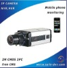 Professional Wireless Box IP Camera
