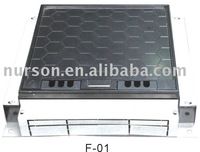 wire mold floor boxes/distribution boxes/enclosures