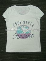 free style sports T-shirt