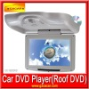 High definition 10.2 inch Car roof dvd player
