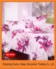 2011new 100%Polyester bedding set luxury