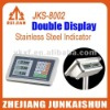 Electronic Price computing indicator JKS-8002 double display