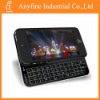 paypal accept Rotary Slim Mini bluetooth keyboard for iphone 5