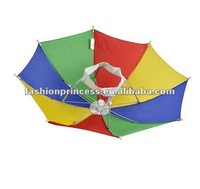 The 2012 new ariival stylish hat umbrella