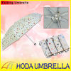 5 section foling umbrella/Little and dainty umbrella/Ladies umbrella